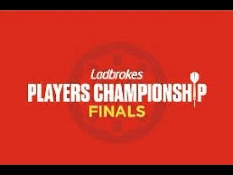 Steve Beaton v Kim Huybrechts Players Championship Finals 2018 Round 1
