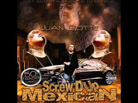 Juan Gotti - Screw'D Up Mexican (Tracks 8 & 9) OUT Now!!!