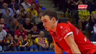 FINAL - Zenit Kazan ( RUS ) x Rzeszow ( POL ) - Liga dos Campeões de Vôlei Masculino 2014/15