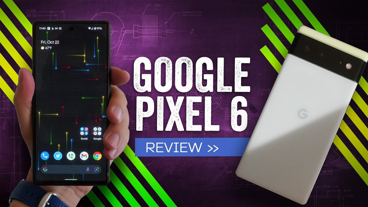 Download Google Pixel 6 Review: Hey Google, Awesome Phone