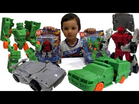 Игры #Трансформеры Прайм: видео про #игрушки. Автоботы Десептиконы Роботы Машинки для мальчиков