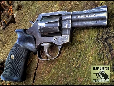 Strongest DA Revolver Made: Manurhin MR73 357 Magnum