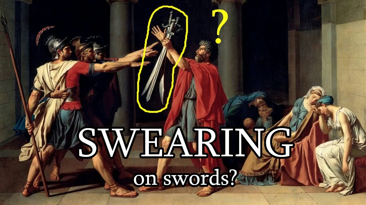 Swearing in Ancient Europe