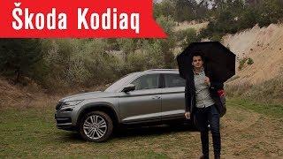 Škoda Kodiaq teszt I Schiller TV I Tesztközelben #4