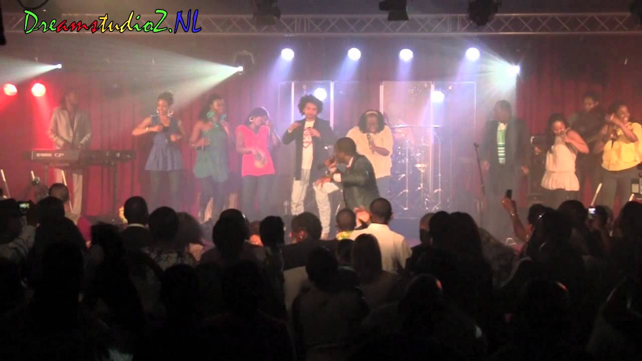 Download UCHE DOUBLE - MY GOD IS GOOD LIVE IN AMSTERDAM [ AFRICAN PRAISE ]