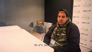 Découvrez le parcours de Brahim | Projet Fair[e]