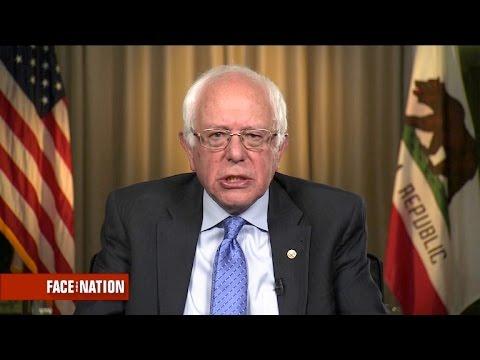 Full interview: Bernie Sanders, May 22