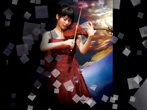 ファリャ:スペイン舞曲 (Falla:Danse Espagnole) 石上真由子さん (by Mayuko Ishigami)