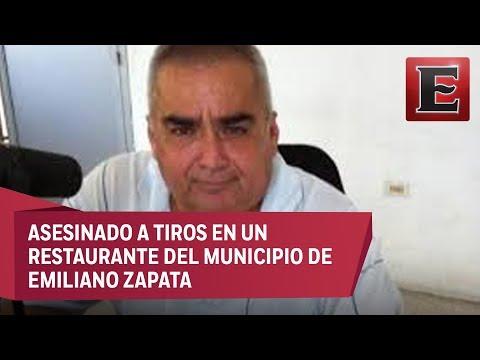 Ejecutan en Tabasco al periodista Jesús Eugenio Ramos