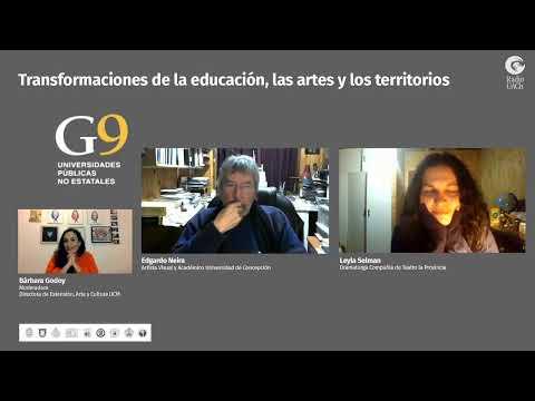 Ciclo de Encuentros: Reflexiones desde la cultura en escenarios de crisis from YouTube · Duration:  1 hour 37 minutes 36 seconds