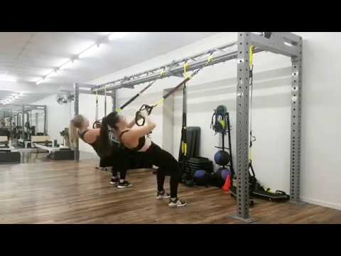 TRX Freestyle Friday 3/22