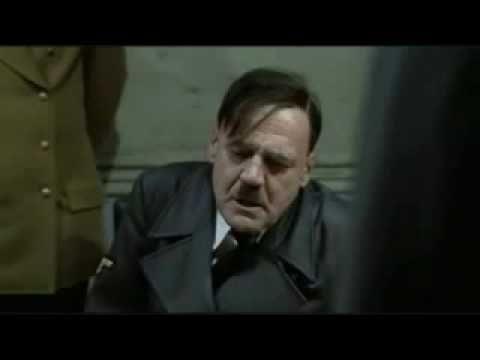 Hitler's technical support help desk.