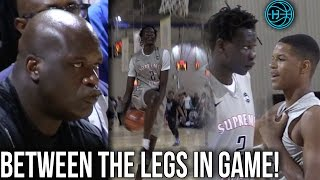 First Game Bol Bol & Shareef O
