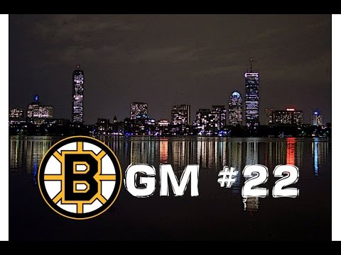 IS THIS OUR YEAR? - NHL 17 GM Mode - Boston Bruins - (NHL 17 Franchise Mode)