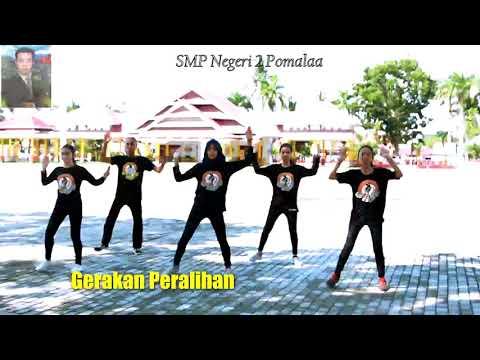 SMPN 2 Pomalaa SENAM MEBANGGONA 2017 Oleh Sanggar Seni Sanggoleo