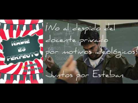 Nadie es Perfecto radio - Esteban Davenport 08-08-2014