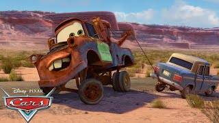 Mater is the Best Tow Truck in Town! | Pixar Cars