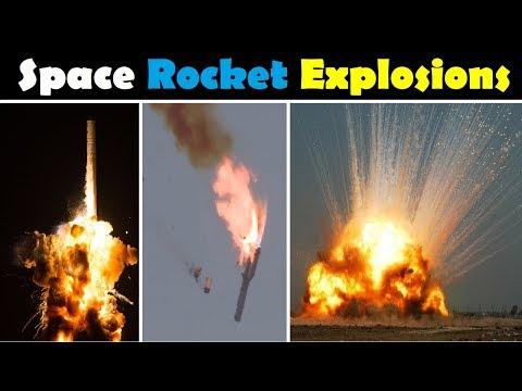 Rocket Launch Failures