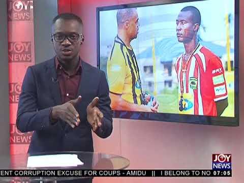 CAF Confederation Cup - AM Sports on JoyNews (14-2-18)