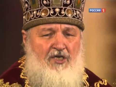 Патриарх Кирилл биография, фото и его семья 2017