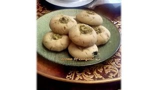 Nan Khatai /nangatai An Indian Cardamom Cookie In Eng & Kiswahili