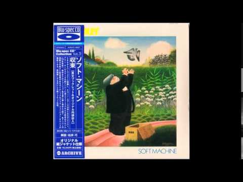 Soft Machine - Bundles (1975) (Full Album)