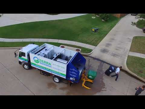 Terra Sanitation affordable & environmentally-safe residential, commercial waste bins & dumpster