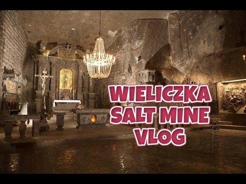 WIELICZKA SALT MINE & AMAZING SALT CATHEDRAL - HD (Kopalnia Soli Wieliczka)