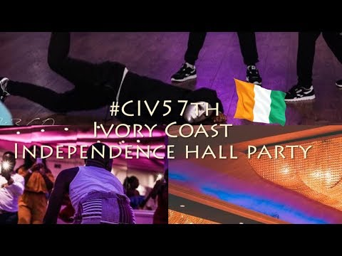 LONDON CIV57TH -  HAPPY 57TH INDEPENDENCE IVORY COAST