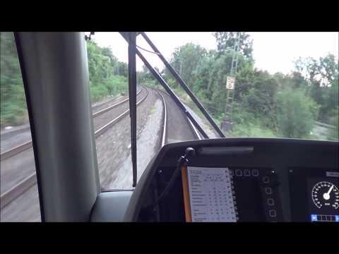 Loktober #4.1 - Führerstandsmitfahrt ET 2010 (Br 450) von Mosbach nach Neckarsulm [HD 1080p]