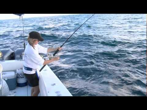 Offshore Fishing with Chris Moran, Fourchon, Louisiana