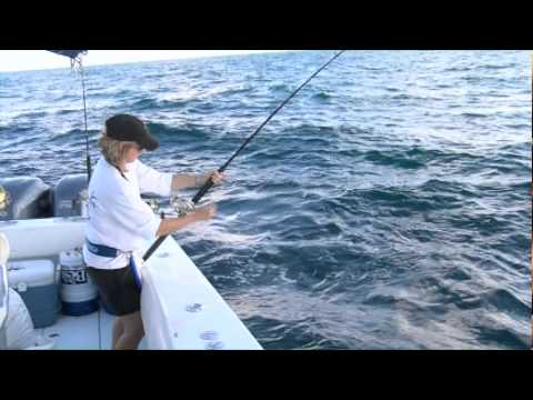 Offshore Fishing With Chris Moran, Fourchon, Louisiana