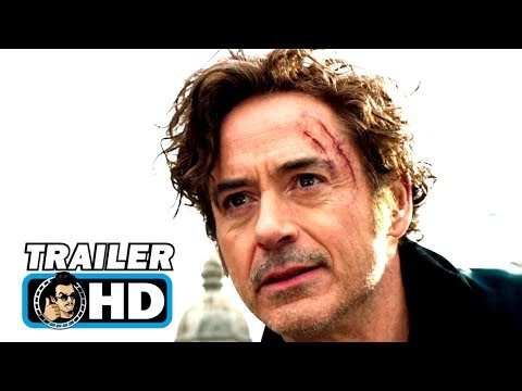 Play DOLITTLE Official Trailer (2020) Robert Downey Jr. Movie
