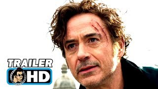 DOLITTLE Official Trailer (2020) Robert Downey Jr. Movie