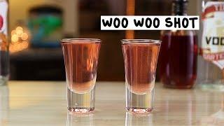 Woo Woo Shot - Tipsy Bartender