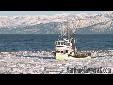 Maritime Lawyer - Anchorage Alaska. Admiralty Attorney AK.