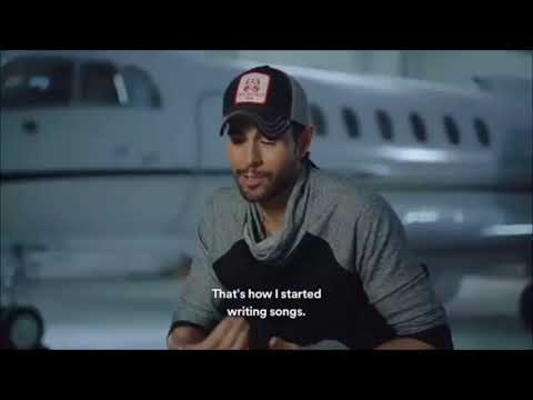 Enrique Iglesias - SPOTIFY Interview 2018