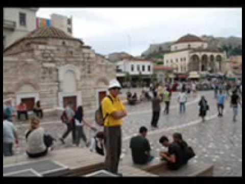 Enarro Guides Monastiraki Station