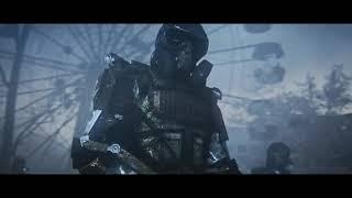 S.T.A.L.K.E.R.- клип (Воины  света воины добра)