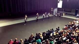 Broadway Dance - Advanced Performance Jazz,