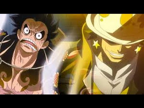 One Piece Film Gold - Gild Tesoro VS Luffy GEAR FOURTH ENG SUB !! ( Epic Scene )