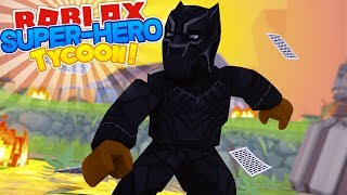 ROBLOX Adventure - ROPO IS THE BLACK PANTHER!!