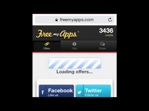 free my apps cheat