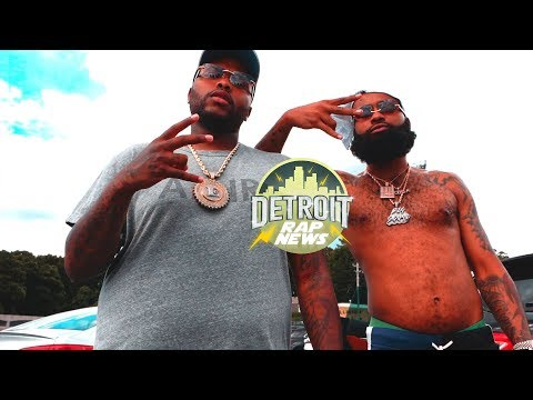 "E.Will X Sada Baby ""Gettin Off"" (BTS) DetroitRapNews Exclusive"