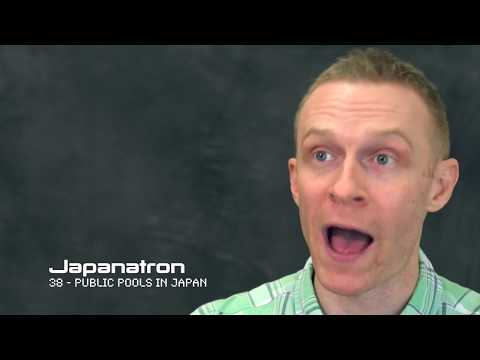 Public Pools in Japan - Japanatron Podcast 38