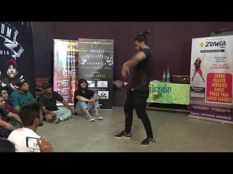 Shubhankar - Hectik - Art of Freestyle - Teri Deewani - Kailash kher -  Project Dancellennium  -