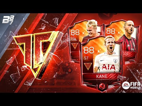 NEW TEAM HEROES PACKS! INSANE ELITE AND TEAM HERO PULLS! | FIFA MOBILE