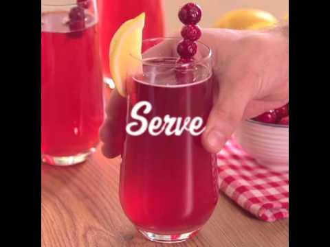 Cranberry Lemon Zinger