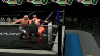 All Star Pro Wrestling III Battle Royal PS2 Part 1