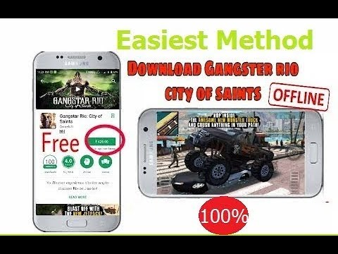 How to download Gangster Rio City Of Saints Free On Android/IOS ? Easiest Method || by Technical Pak